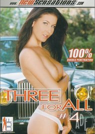 Three For All #4 Porn Movie