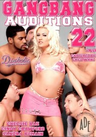 Gangbang Auditions #22 Porn Video