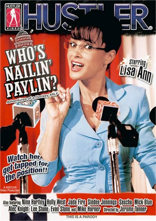 Who's Nailin' Paylin Porn Movie