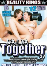We Live Together Vol. 37 DVD Image from Reality Kings.