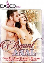 Elegant Anal DVD Image from Babes.