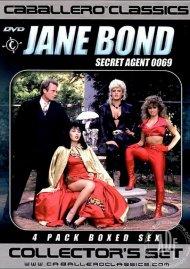 Jane Bond Secret Agent 0069 (4 Pack) Porn Movie