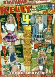 Kelly The Coed Vol. 5-8 Porn Movie