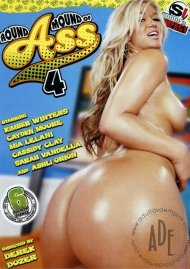 Round Mound of Ass 4 Porn Movie