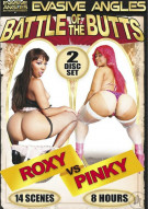 Battle Of The Butts: Roxy Vs. Pinky Porn Movie