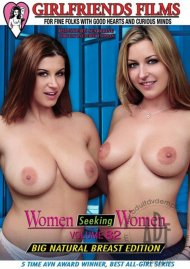 Women Seeking Women Vol. 82: Big Natural Breast Edition Porn Movie