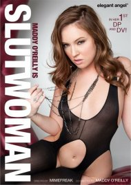 Maddy O'Reilly Is Slutwoman DVD Image from Elegant Angel.