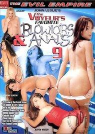 Voyeurs Favorite Blowjobs & Anals 9, The Porn Movie