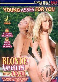 Blonde Teens into Anal Porn Movie