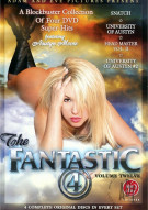 Fantastic 4 Vol. 12, The Porn Movie