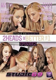 2 Heads Are Better Than 1: Episode 2 DVD Image from Devil's Film.