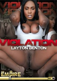 Violation Of Layton Benton DVD Image from AMK Empire.