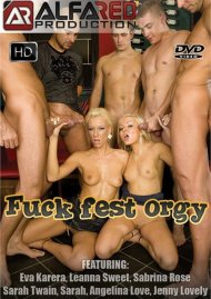 Fuck Fest Orgy Porn Video