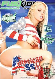 American Ass 4 Porn Video