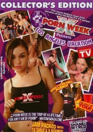 Porn Week: Los Angeles Vacation DVD Image from Porn Week.