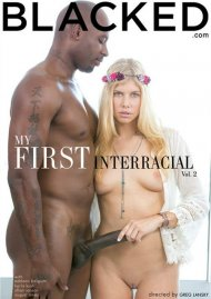 My First Interracial Vol. 2 DVD Image from Blacked.