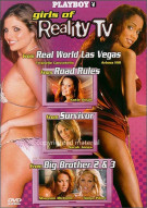 Playboy: Girls Of Reality TV Porn Movie