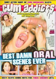 Cum Addicts: Best Damn Oral Scenes Ever Porn Movie