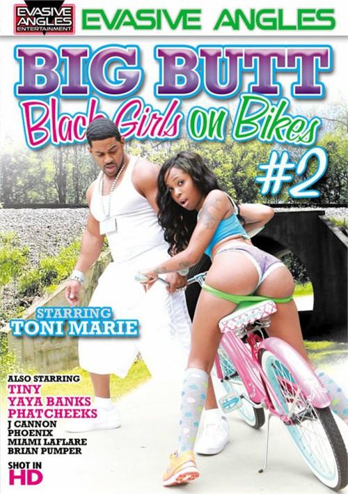 Big Butt Black Girls On Bikes #2