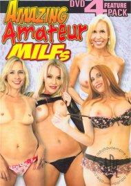 Amazing Amateur MILFs 4-Pack Porn Movie