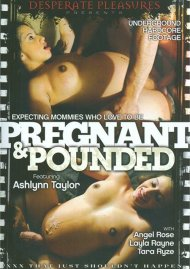 Pregnant & Pounded Porn Video