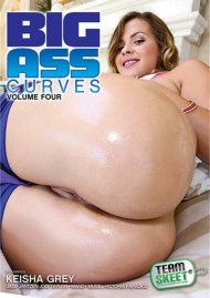 A Big Ass Curves Volume Four DVD Image from Team Skeet.