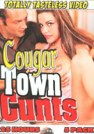 Cougar Town Cunts 5-Pack Porn Movie
