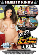 First Time Auditions 4-Pack Porn Movie