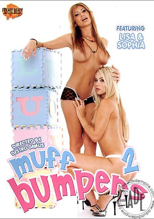 Muff Bumpers 2 DVD Porn Movie Image