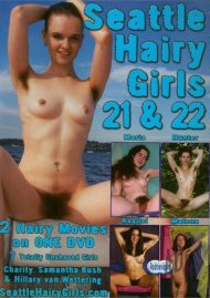 Seattle Hairy Girls 21 & 22 Porn Movie