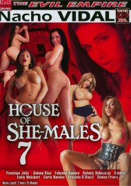 House Of She-Males 7 Porn Video