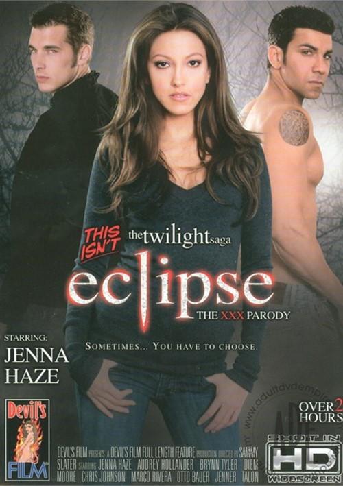 This Isnt The Twilight Saga: Eclipse - The XXX Parody