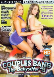 Couples Bang The Babysitter #8 Porn Movie