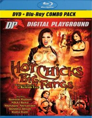 Hot Chicks Big Fangs (DVD + Blu-ray Combo) Blu-ray