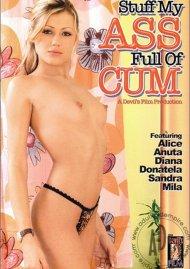 Stuff My Ass Full of Cum Porn Movie