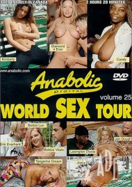 World Sex Tour 25 Porn Video