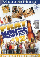 Frat House Fuckfest 12 Porn Movie