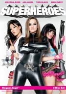 Pornstar Superheroes Porn Movie