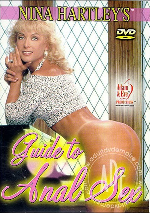 Nina Hartley's Guide to Anal Sex (1995) Video On Demand Adult DVD