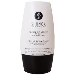 Shunga Rain Of Love G-Spot Cream - Mint Sex Toy