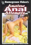Amateur Anal Attempts 29 Porn Movie