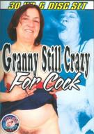 Granny Still Crazy For Cock Porn Movie