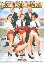 Schoolgirls & Teachers #3: Moral Degeneration Porn Movie