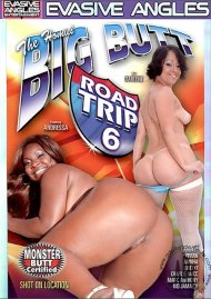 Homies Big Butt Road Trip 6, The Porn Movie