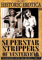 Superstar Strippers of Yesteryear Porn Movie
