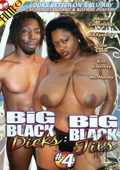 Big Black Dicks Big Black Tits #4