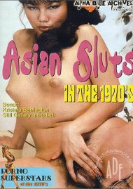 Asian Sluts in the 1970s Porn Video