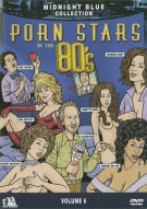 Midnight Blue: Volume 6 - Porn Stars Of The 80s Porn Movie