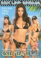 CSI: Miami  A XXX Parody Porn Movie