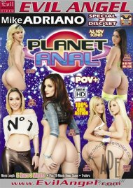 Planet Anal Porn Movie
